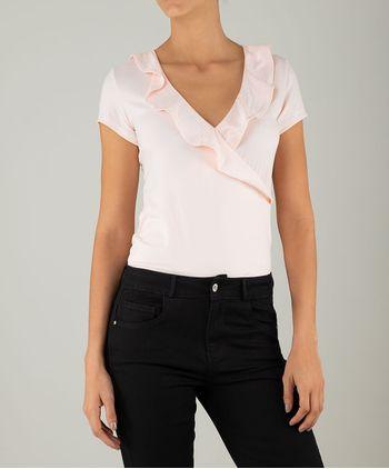 Camiseta-manga-corta-con-boleros-11064814-Rosado_1