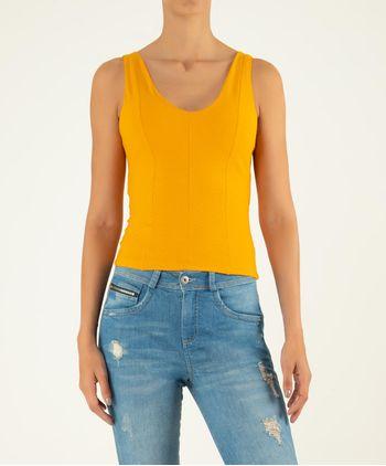 Camiseta-Manga-Sisa-En-Rib-11042813-Mostaza_1