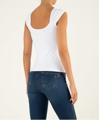 Camiseta-Manga-Sisa-Recogido-En-Escote-11045813-Blanco_2